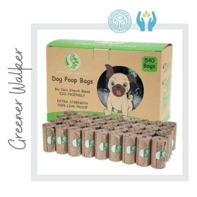 Bolsas para Excrementos de Perro Biodegradables
