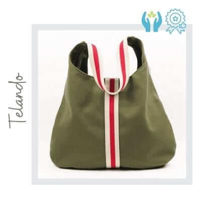 Bolso Telando verde