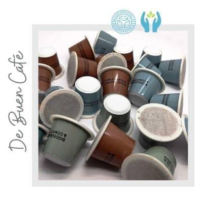 Cápsulas Compostables de Café Ecológico