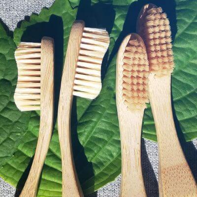 Cepillo de dientes de Bambú Biodegradable2