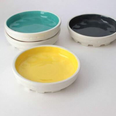 Cuencos bajos cerámica