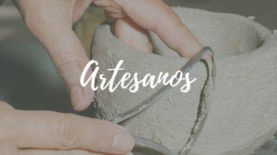 Artesanos y marcas