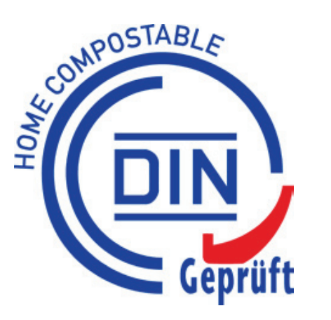 DIn sello compostable home
