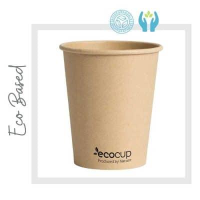 Vasos de Café Biodegradables y Compostables