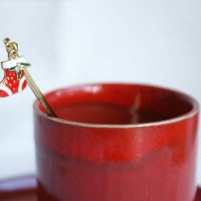 cuchara navidad
