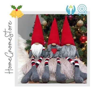 gnomos navideños 1
