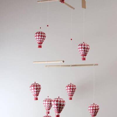 origami globos