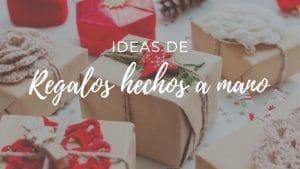 regalos hechos a mano