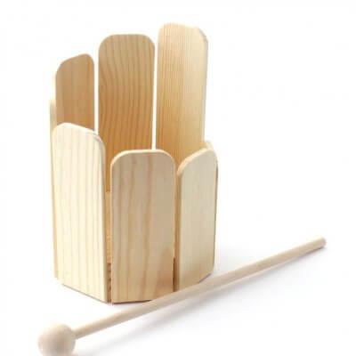xilófono madera